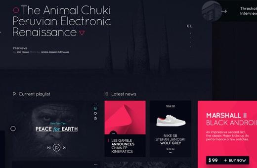Notism   UI KITS   Design & Video Collaboration app for creative teams